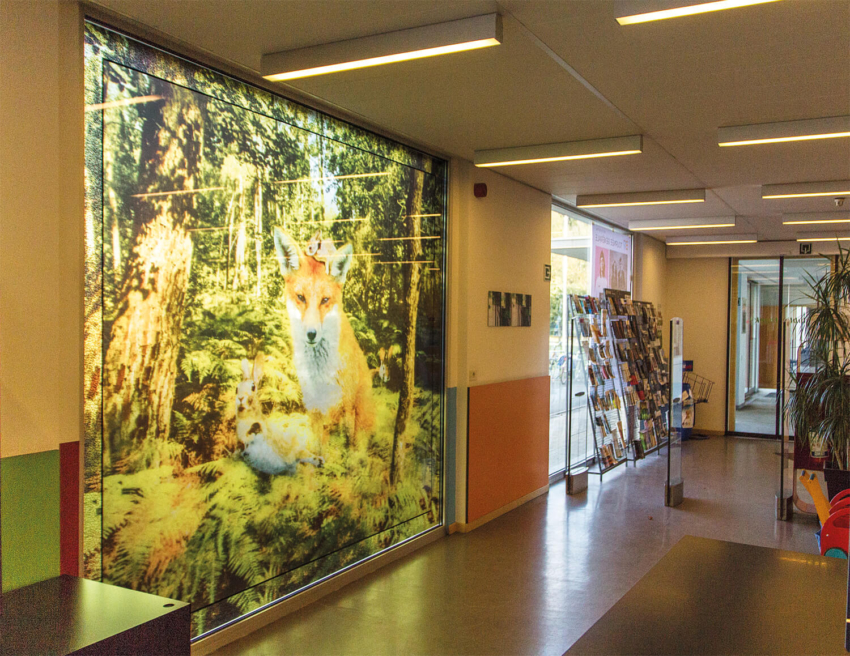 2017.10.27 Foyer BIB TerVesten IMG 7947b // © Pieter De Decker