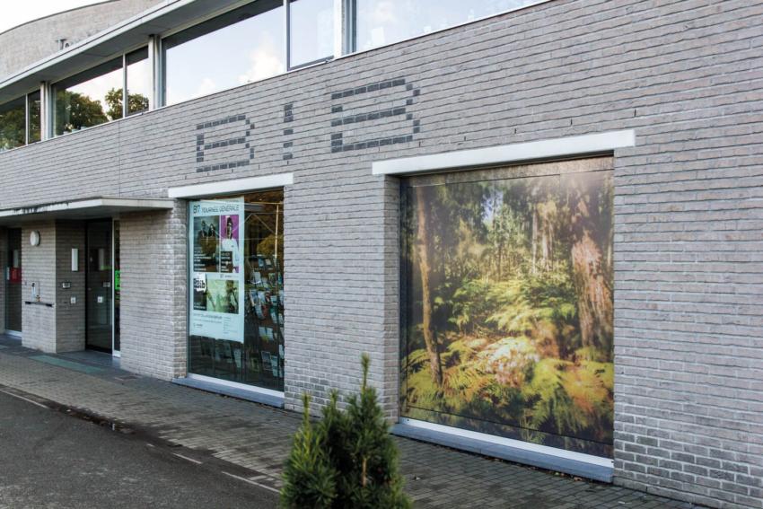 2017.10.27 Foyer BIB TerVesten IMG 7990a // © Pieter De Decker