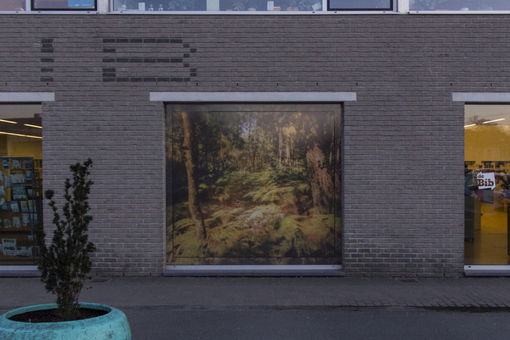 20180219 BibBeveren DeDans sunset animation 3 // © Pieter De Decker