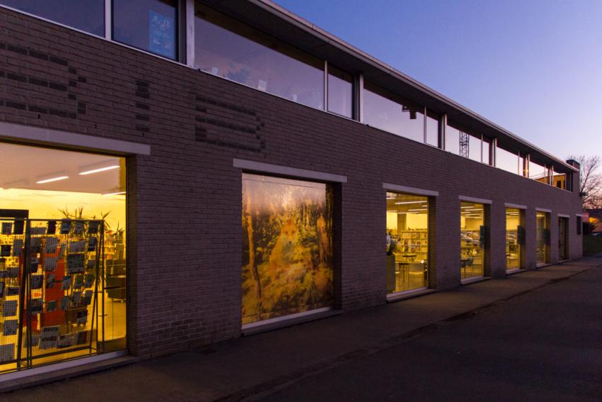 20180319 BibBeveren TerVesten Sunset 0332a // © Pieter De Decker