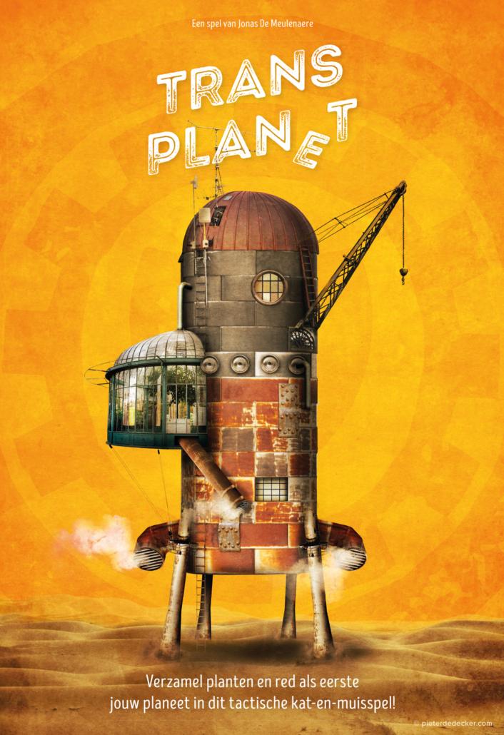 2018.01.02 Transplanet PieterDeDecker cover