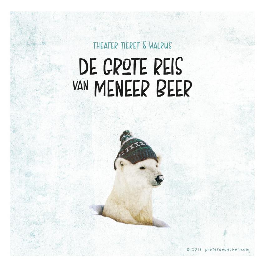 2019 MeneerBeer Tieret Walrus ijsbeer web