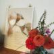 Masker-19 // Limited Edition Poster A3 // Pieter De Decker & Nelle De Maeyer