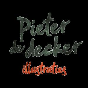 pieterdedecker illustraties